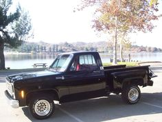 1976 Chevy Stepside Short bed Truck