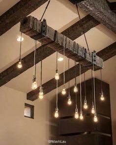 DIY light -Melodyhome.com