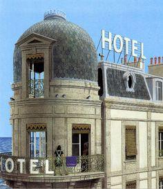 Hotel - Dominique Appia