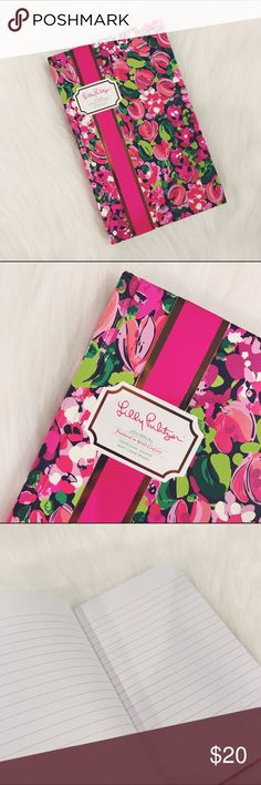 """🎄SALE🎄Lilly Pulitzer Wild Confetti Journal Wild confetti Journal, lined pages, size small/medium, perfect for a purse or backpack. Measurements: 5 1/4""""x8 3/8"""" brand new.  ✅Check my other Kate Spade and Lilly Pulitzer items, great for Christmas Gifts.           🎄10% off bundle of 3 items or more!🎄                             •NO TRADING                             •FINAL PRICE                             •smoke free                             •fast shipper Lilly Pulitzer Accessories"""