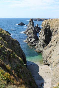 Escale nature à Belle-Île-en-Mer, Bretagne (Belle Île, French Brittany, France)