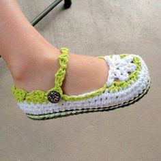 Luty Artes Crochet: Sapatinho de bebe.