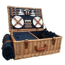 Outdoors | Picnic Hampers & Rugs | Prezola - The Wedding Gift List