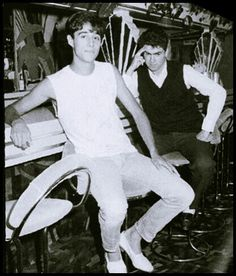 Andrew and George,1982