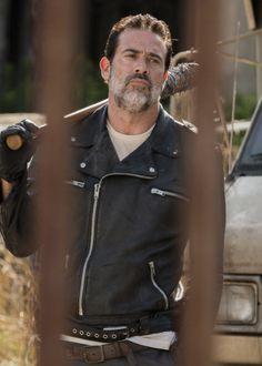 Negan in The Walking Dead Season 7