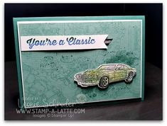 Stamp A Latte – Leonie Schroder Stampin' Up!® Demonstrator Australia - Classic Garage - Stamp A Latte - Leonie Schroder Stampin' Up!® Demonstrator Australia