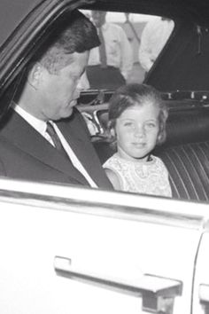 """John Fitzgerald Kennedy (May 29, 1917 – November 22, 1963), commonly known as """"Jack"""" or by his initials JFK, was the 35th President of the United States, serving from January 1961 until he was assassinated in November 1963. And His Daughter Caroline Bouvier Kennedy .(born November 27, 1957) ❤️❋ ❀❁✾❀❤️ http://en.wikipedia.org/wiki/Caroline_Kennedy http://en.wikipedia.org/wiki/John_F._Kennedy"""