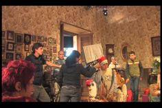 Entrevistas y contenido detrás de cámaras de Nochebuena, la más reciente producción cinematográfica de dynamo, dirigida por Camila Loboguerrero, próxima a estrenarse el próximo 28 de noviembre de 2008 en las salas de cine de Colombia. En este primer capitulo comentarios de : Camila loboguerrero: (Directora/Guionista), Matias Maldonado (Co-guionista/Protagonista), Phillippe Legrer (Director de arte) y Rodrigo Guerrero (Productor). Videos, Painting, Art Director, Noche Buena, November, Interview, Warriors, Painting Art, Paintings