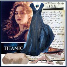 Rose Dewitt Bukater in #TITANIC