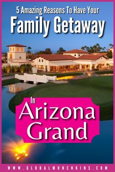 When it comes to hotels there are a few criteria that are a must for our family. Amazing Pool, Incredible Grounds and of course post about Kid-Friendly things to do in Sedona.delicious food. Thankfully, Arizona Grand has all the features that we are looking for when we head on vacation. It's the main reason we have visited this Arizona Grand every year for the past 5 years. It is definitely one of the best places to stay in Phoenix area. Travel Expert, Family Getaways, Universal Orlando, Family Travel, The Good Place, Arizona, Things To Do, The Incredibles, California
