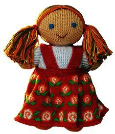 Doll, Cloth Figure, Costume