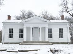 8 amazing the enduring charm of greek revival farm houses images rh pinterest com