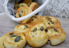 Bread Baking, Baked Potato, Muffin, Sweets, Snacks, Cookies, Breakfast, Health, Ethnic Recipes