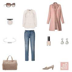 Outfit »Der Frühling wird rosé«