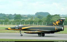 1sqn 70 ans Belgian Mirage V BA