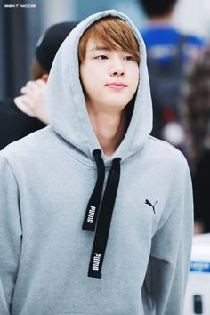 JUST BTS JIN