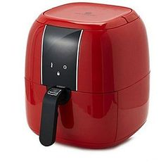 #Cook's essentials #digital air cooker with #frying and grilling pan red new,  View more on the LINK: http://www.zeppy.io/product/gb/2/262051591397/
