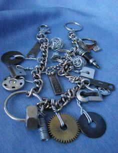 náhrdelník pre pankáča