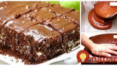 Bombastický Salko koláč pre začiatočníkov – rýchly, luxusný: Deti ochutnali a vyhlásili, že chutí ako tyčinka Milky Way! Sweet, Food, Recipes, Meal, Essen, Food Recipes, Hoods, Rezepte, Meals
