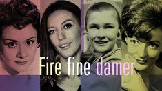 Livet, kjærligheten og karrieren. Bli med på teselskap med fire av Englands største stjerner. Maggie Smith, Judi Dench, England, Fire, Tv, Movies, Movie Posters, Career, Films