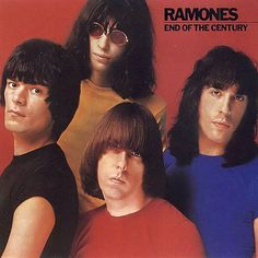 Ramones End Of The Century – Knick Knack Records