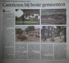 Gemeente Castricum schaart zich bij de 50 beste gemeenten van Nederland #trots