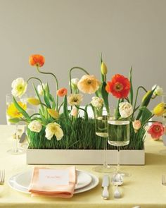 "See the ""Orange Centerpiece"" in our  gallery"