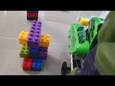 Creativity With Lego Blocks Lego Moc, Lego Technic, Avengers, Pokemon, Lego Blocks, Save Yourself, Box, Youtube, The Originals
