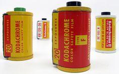 Kodakchrome and Kodakchrome II Daylight or Blue Flash