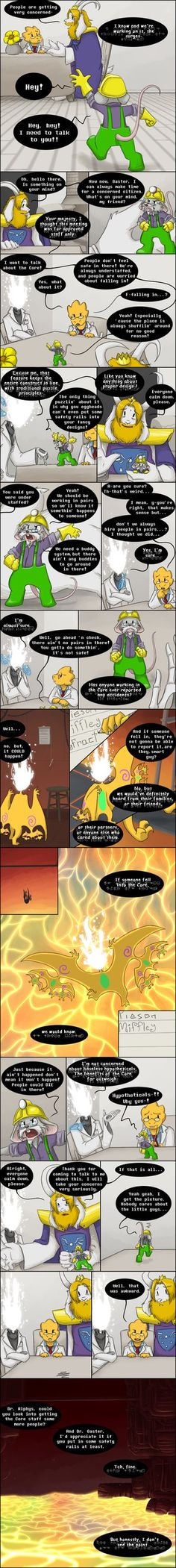 What they call 'foreshadowing' by zarla.deviantart.com on @DeviantArt