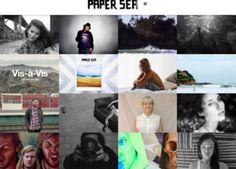PAPER SEA QUARTERLY Interview, Sea, Paper, The Ocean, Ocean