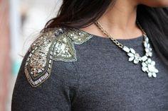 embellished details