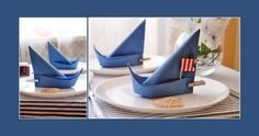 Table decoration Confirmation Communion boy by Bunny Napkin Fold, Napkin Folding, Simple Rose, Eames Chairs, Decoration Table, Paper Napkins, Invitation Design, Kids And Parenting, Diy For Kids