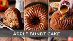Homemade Apple Bundt Cake