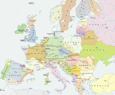 EUROPE: L'ANCIEN RÉGIME AU BORD DE LA RUPTURE! - efay.eu, August 18, 2015