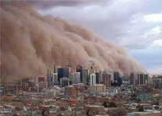 *ARIZONA ~ A dust storm or sandstorm is a meteorological phenomenon common in desert places All Nature, Science And Nature, Amazing Nature, Data Science, Natural Phenomena, Natural Disasters, Tornados, Fuerza Natural, La Ilaha Illallah