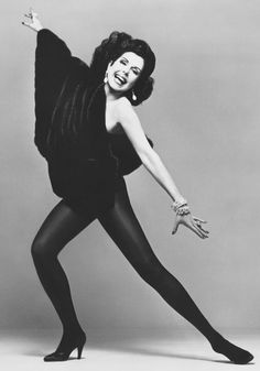 Legends Gallery | BLACKGLAMA    Ann Miller