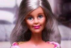 Oudere barbie