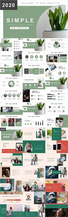 Modern & simple business design PPT – The highest quality PowerPoint Templates and Keynote Templates download Simple Powerpoint Templates, Professional Powerpoint Templates, Keynote Template, Powerpoint Designs, Business Design, Business Company, Creative Business, Business Powerpoint Presentation, Brochure Design Inspiration