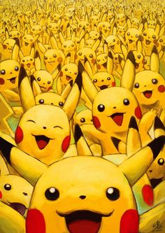 Pikachus #Pokemon