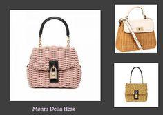 LA CARABA EN BICICLETA...: VERANO EN EL BOLSO Hermes, Louis Vuitton Damier, Pattern, Bags, Fashion, Crochet Purses, Bicycle, Summer Time, Handbags