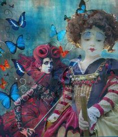 Take on Alice in Wonderland...(by Susanna Townsend)