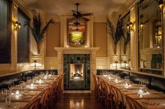 Top restaurants in NYC: where the celebs eat!