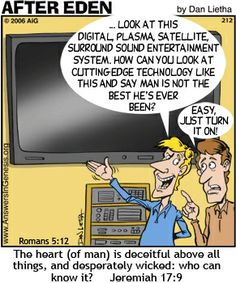 And such advanced technology! What an amazing design! -- But some people think that the far more wonderfully complex beings who designed it were not intelligently designed?