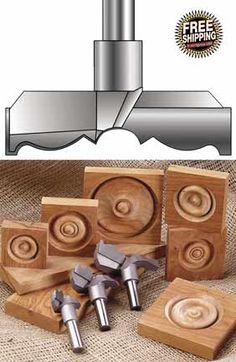 Check Out These Tips About Wooden Toy plans Woodworking is both a valuable trade and an artistic skill. There are many facets to woodworking which is why it is so enjoyable. Router Woodworking, Woodworking Techniques, Woodworking Shop, Woodworking Crafts, Router Tool, Router Bits, Wood Carving Tools, Wood Tools, Wood Rosettes
