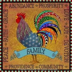 Chicken and Rooster Decor for adornment. Chicken Signs, Chicken Bird, Chicken Crafts, Chicken Chick, Chicken Quilt, Country Chicken, Chicken Houses, Rooster Art, Rooster Decor