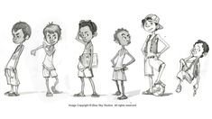 Rio Characters Concept Art by San Jun Lee – Art Drawing Tips Character Design Inspiration, Character Design, Character Art, Character Illustration, Character Inspiration, Character Design Animation, Character Model Sheet, Cartoon Character Design, Chibi Drawings