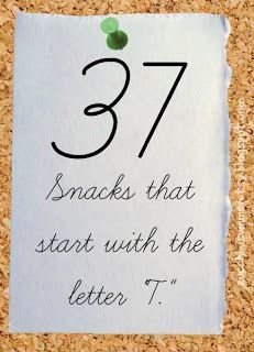 food that starts with the letter t 24 snacks foods that start with n preschool letter of 50370