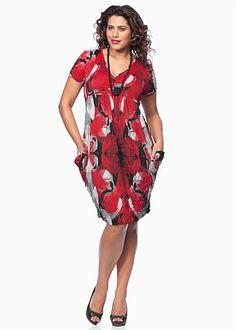 Plus Size Dresses Online | Dresses - Plus Size, Large Size Dresses for Australian Women - VISOR DRESS - TS14