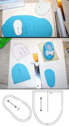 Shoe Step-by-step by Verusca.deviantart.com on @deviantART
